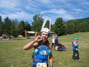 Florent Bouguin  Athlète de trail, président d'honneur de l'Ultra Trail Harricana de Charlevoix, ingénieur, père de famille et symbole d'humilité!